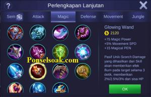 Mau tau build item gear Hero Cyclops Mobile Legends Tersakit Build Cyclops Mobile Legends Tersakit