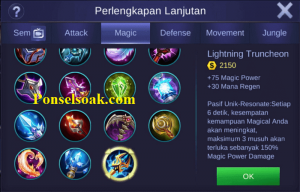 Mau tau build item gear Hero Gord Mobile Legends Tersakit Build Gord Mobile Legends Tersakit