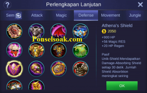 Build Gear Lolita Mobile Legends 3