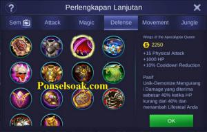 Build Gear Lolita Mobile Legends 5