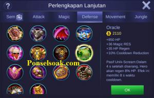 Build Gear Minotaur Mobile Legends 3