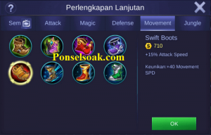 Mau tau build item gear Hero Sun Mobile Legends Tersakit Build Sun Mobile Legends Tersakit