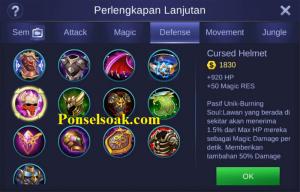 Build Gear Uranus Mobile Legends 4