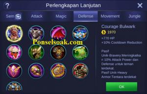 Build Gear Uranus Mobile Legends 5