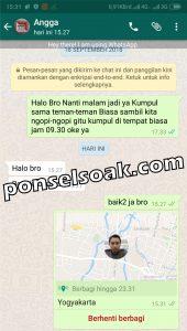 Di awal ke munculanya aplikasi WhatsApp hanya berfungsi sebagai aplikasi instan messenger  Cara Melacak Posisi Orang Lewat WhatsApp