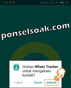 memang tidak ada habisnya ngebahas aplikasi yang satu ini Cara Mengetahui Siapa Yang Sering Melihat Profil WhatsApp