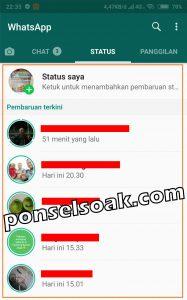 Cara Mengetahui Siapa Yang Sering Melihat Profil WhatsApp 7