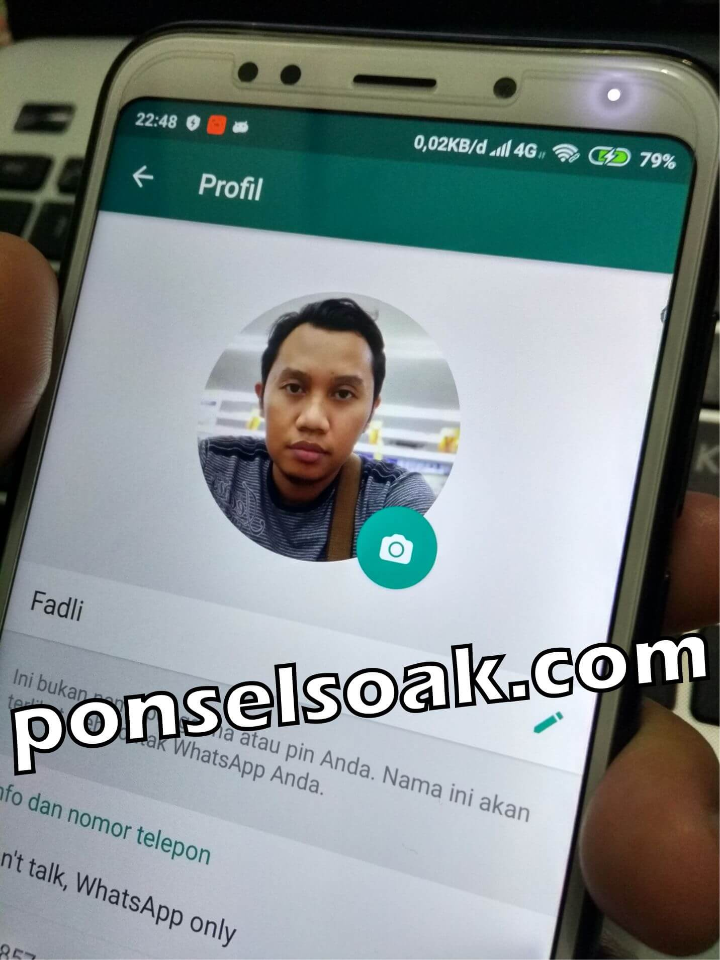 Cara Mengetahui Siapa Yang Sering Melihat Profil WhatsApp
