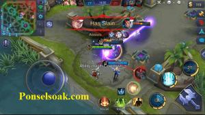 Cara Menggunakan Hero Gord Mobile Legends 1