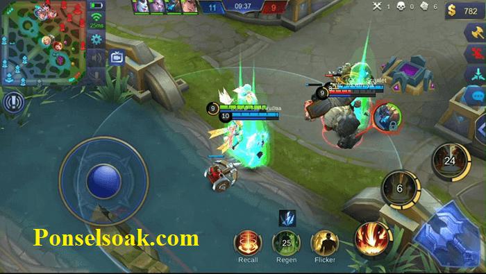 Cara Menggunakan Hero Rafaela Mobile Legends 1
