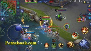 Cara Menggunakan Hero Tigreal Mobile Legends 1