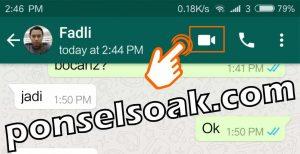 Cara Video Call Lebih Dari 2 Orang Di WhatsApp 2