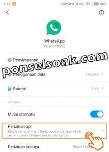 Kenapa Video Call WhatsApp Tidak Ada Suaranya 4