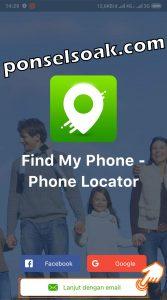 Melacak HP Android Hilang Lewat Internet Dengan Email GPS IMEI 47