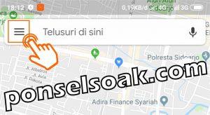 Melacak HP Android Hilang Lewat Internet Dengan Email GPS IMEI 56