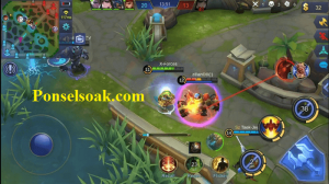 Skill 2 Gatotkaca Unbreakable