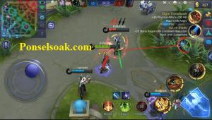 Skill Pasif Hayabusa Shadow Heal