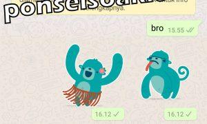 Cara Kirim Pesan Di WhatsApp 1