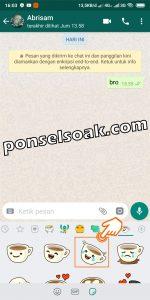 Cara Kirim Pesan Di WhatsApp 6