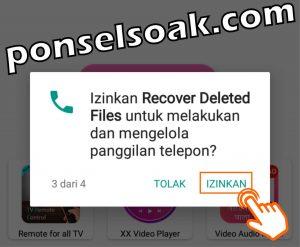 Cara Mengembalikan File Terhapus Di Android 4