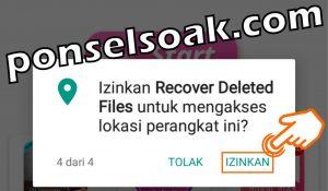 Cara Mengembalikan File Terhapus Di Android 5