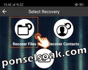 Cara Mengembalikan File Terhapus Di Android 6