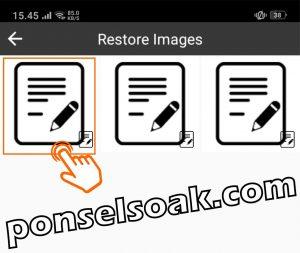 Cara Mengembalikan File Terhapus Di Android 8