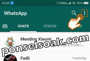 Sudah bukan rahasia umum lagi jika pengguna aplikasi WhatsApp jumlahnya hingga ratusan jut Cara Menyadap WhatsApp Tanpa Aplikasi