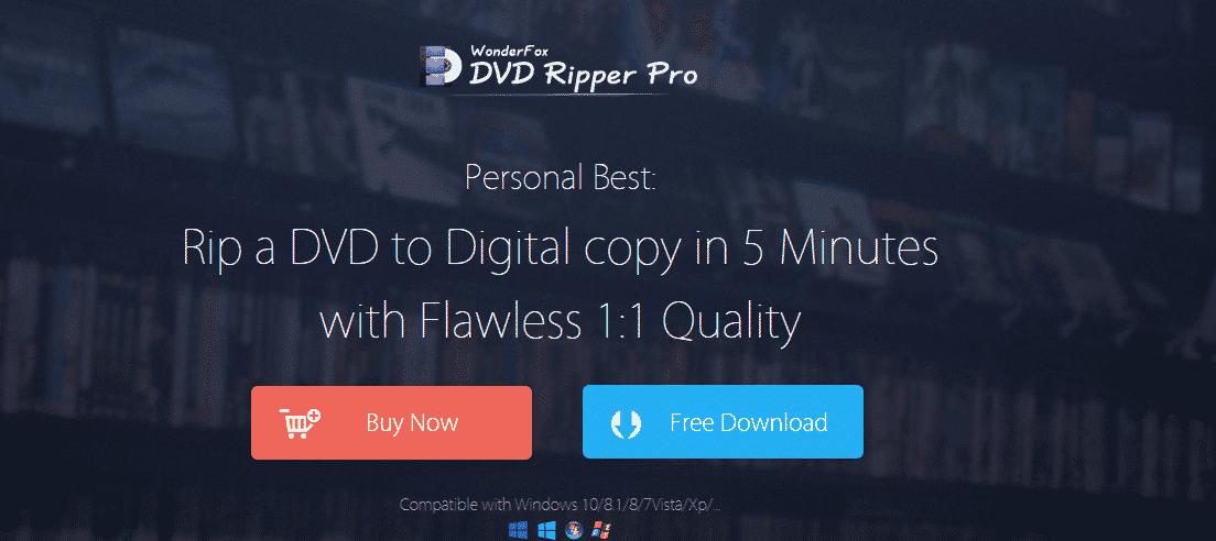 Bagaimana Mengkonversi DVD ke Digital Menggunakan WonderFox DVD Ripper Pro?