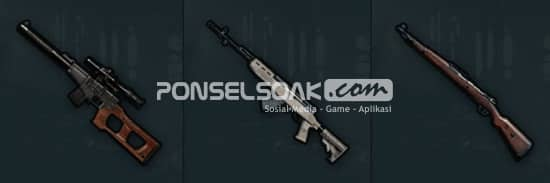 PUBG hadir sebagai game perang online yang dapat dimainkan bersama teman Urutan Senjata Mematikan Terbaik di PUBG Mobile