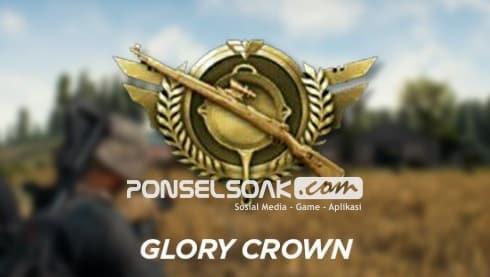 Jenis jenis RankingPangkat dalam Game PUBG Mobile Crown