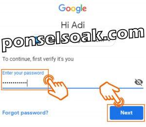 Cara Backup Kontak Ke Gmail 9 1