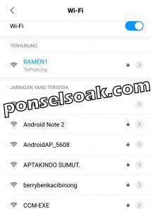 Cara Bobol WiFi Indihome 28