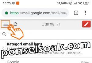Cara Keluar Dari Akun Gmail 3