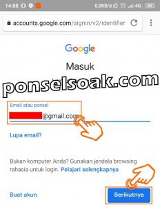 Cara Mengganti Merubah Password Gmail 15