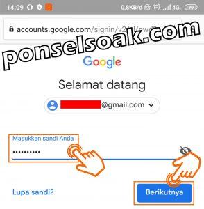 Cara Mengganti Merubah Password Gmail 16