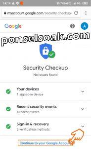 Cara Mengganti Merubah Password Gmail 25