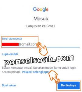 Cara Menghapus AKun Gmail Di HP dan Laptop 2