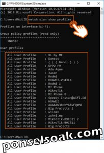Cara terbaru bobol wifi dengan cmd 4