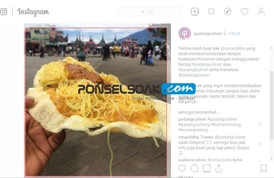 Cara Download Gambar di Instagram Resolusi Tinggi Tanpa Aplikasi