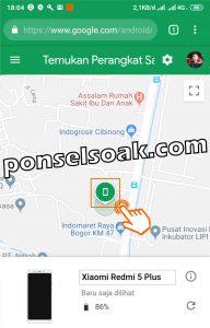 Cara Melacak HP Hilang Lewat GPS 5