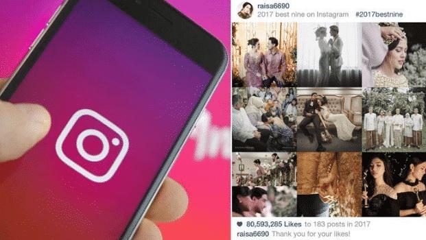 Cara Mudah Membuat Best Nine Instagram Terbaru