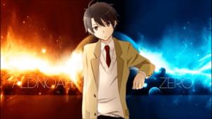 Anime Mecha Aldnoah Zero