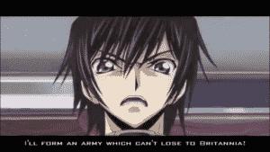 Anime Mecha Code Geass