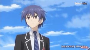 Anime Mecha Death A Live