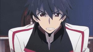 Anime Mecha Is Infinite Stratos