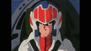Anime Mecha Macross Series