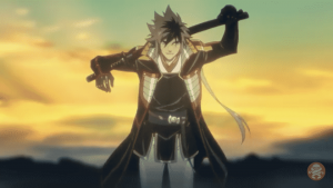 Anime Mecha Nobunaga The Fool