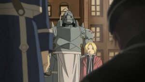 Fullmetal Alchemist Brotherhood 2