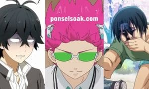 H2 30 Anime Comedy Terbaik
